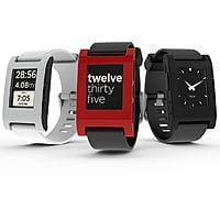 eBay Deal: Pebble Smartwatch for iPhone and Android Devices