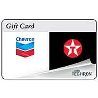 eBay Deal: $100 ChevronTexaco Gift Card