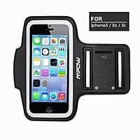 Amazon Deal: Mpow Sweatproof Armband Case for iPhone 5/6 or Galaxy S5