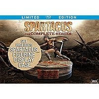 Amazon (Canada) Deal: Spartacus: The Complete Series (Limited Edition Blu-ray)