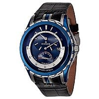 Ashford Deal: Edox Men's Grand Ocean Regulator Automatic Watch