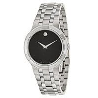 Ashford Deal: Movado Men's or Women's Metio Watch w/ Stainless Steel Bracelet $229 + Free Shipping