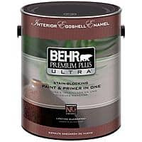 Home Depot Deal: Behr Paint Mail-In Rebates: 1-Gallon Can $10 Off, 5-Gallon Bucket