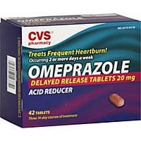 CVS Deal: 42ct Omeprazole Acid Reducer Tablets
