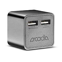 NewTrent.com Deal: New Trent Arcadia 17W/3.4A Dual USB AC Wall Charger