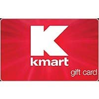 eBay Deal: $25 Kmart Gift Card