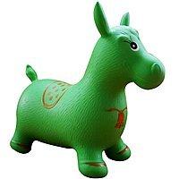 Amazon Deal: Horse Hopper Inflatable Space Hopper w/ Pump (various colors)