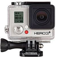 eBay Deal: GoPro HERO3+ Silver Edition Camera (Refurbished)
