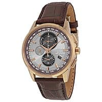 JomaShop Deal: Citizen Men's Eco-Drive A-T Perpetual Calendar Watch w/ Leather Band