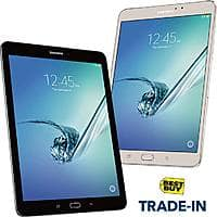 Best Buy Stores Deal: Best Buy: Trade-in a Working Tablet for $50 off Galaxy Tab S2 + Minimum