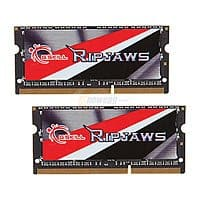 Newegg Deal: Memory Sale: 16GB (2x8GB) G.SKILL Ripjaws DDR3 Laptop Memory