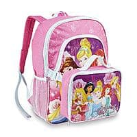 Sears Deal: Kids' Character Backpack + Lunch Bag Set (Various Styles)