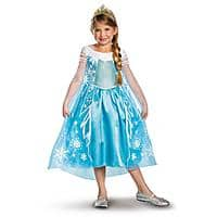BuyCostumes Deal: Free Disney Frozen Elsa Girls' Costume w/