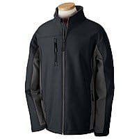 Deal Genius Deal: Devon & Jones 3-Season Softshell Jacket in Black (Men's & Women's)