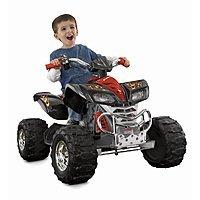 Walmart Deal: Fisher Price Power Wheels Kawasaki KFX