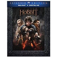 The Hobbit: The Battle of Five Armies Extended Edition (Blu-ray + Digital)