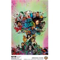 Select Blu-Rays + $8 Movie Cash for Suicide Squad Ticket