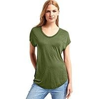 Gap: Additional 40% Off Already Reduced Prices: Tees For the Family  $6 & More + Free S&H on $50+