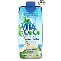 Prime Members: 12-Pack 11.1oz Vita Coco Pure Coconut Water