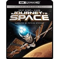 IMAX: Journey To Space (4K UHD + 3D Blu-ray + Blu-ray)