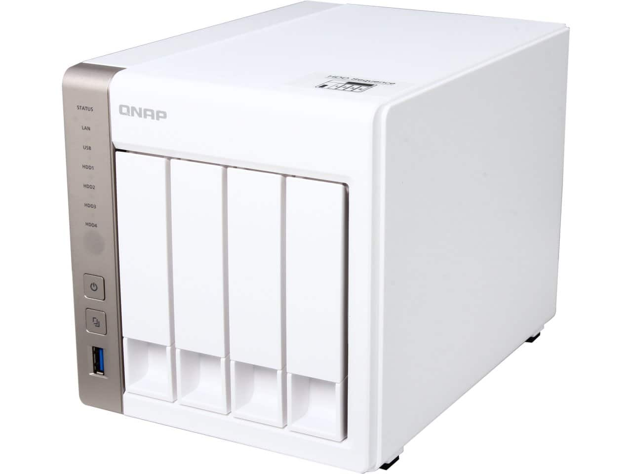 QNAP TS-451 Network Attached Storage $349.99 FS NeweggFlash