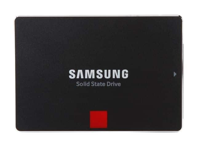256GB Samsung 850 Pro Series Solid State Drive SSD  $120 + Free Shipping