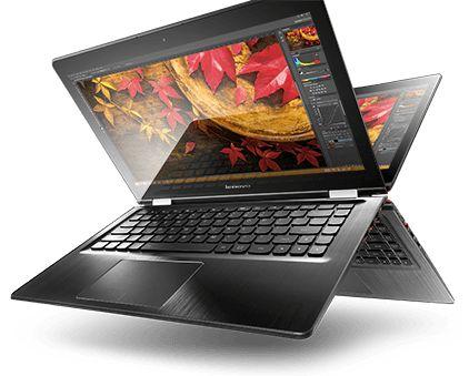 "Lenovo Flex 3 Touch Laptop: i5 5200U, 8GB DDR3, 14"" 1080p LED  $549 + Free Shipping"