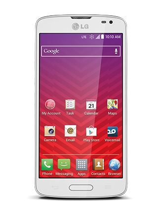 Virgin Mobile LG Volt 4G LTE No-Contract Smartphone  $20 + Free Shipping