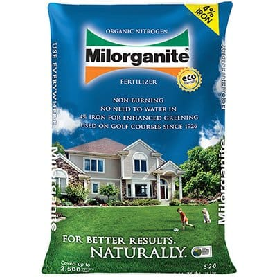 11x Milorganite Eco-Friendly Organic Fertilizer, 36-Lb - $66 AC + Free Ship to Store @ Truevalue