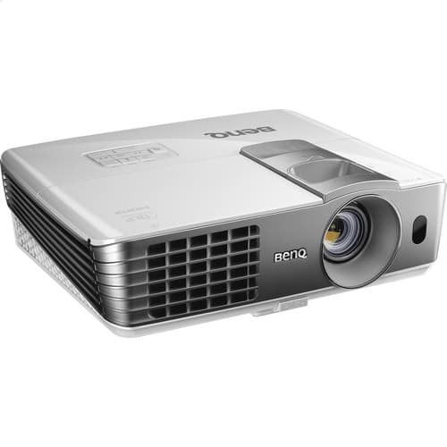 BenQ W1070 1080p 3D DLP Home Projector $629 + free shipping