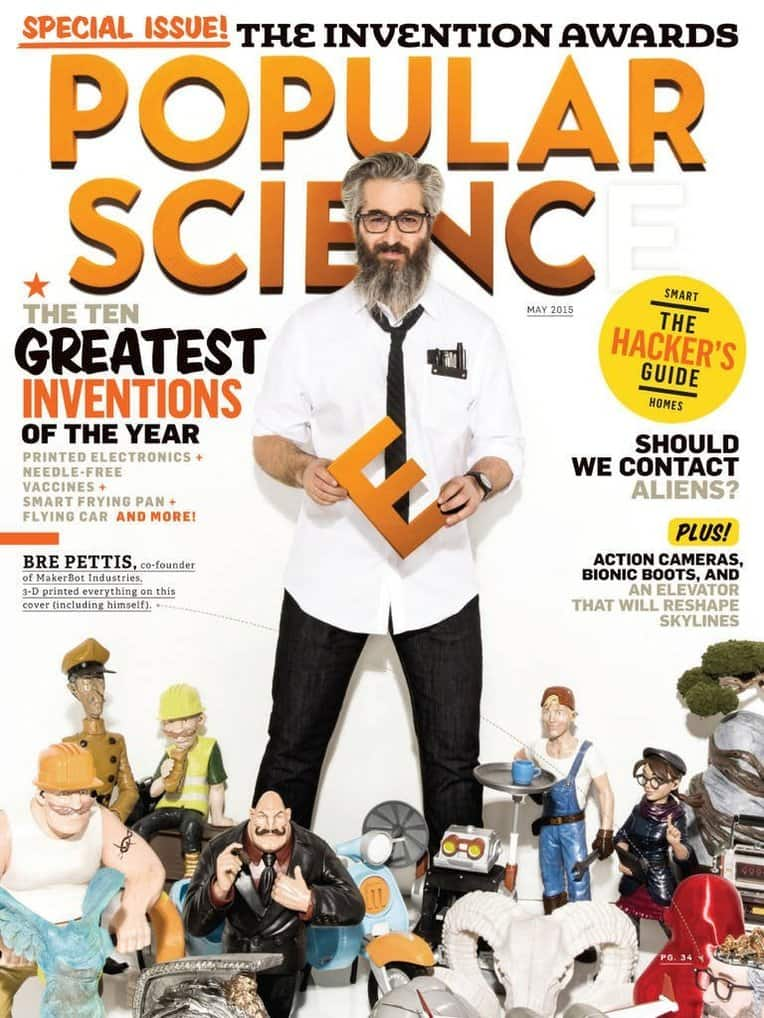Fall Magazine Savings: Popular Science, Allure, Wired, Self, Bon Appetit  $4.80/yr & Many More