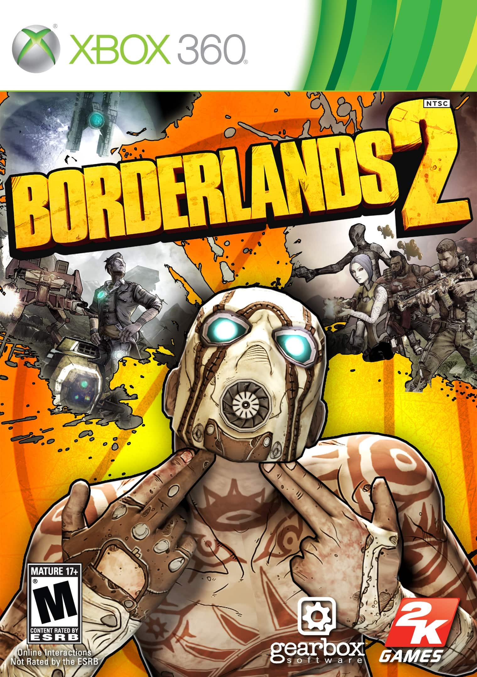 Xbox 360 Digital Download Games: Borderlands 2, Tomb Raider or Gunstringer $3.75