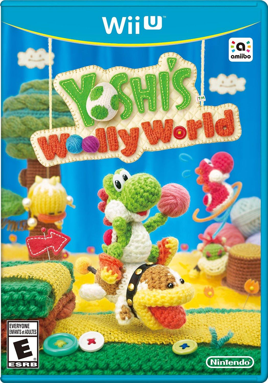 Yoshi's Woolly World Wii U Pre-order + $25 Dell eGC + Dell $15 eGC- $49.99 Free Shipping