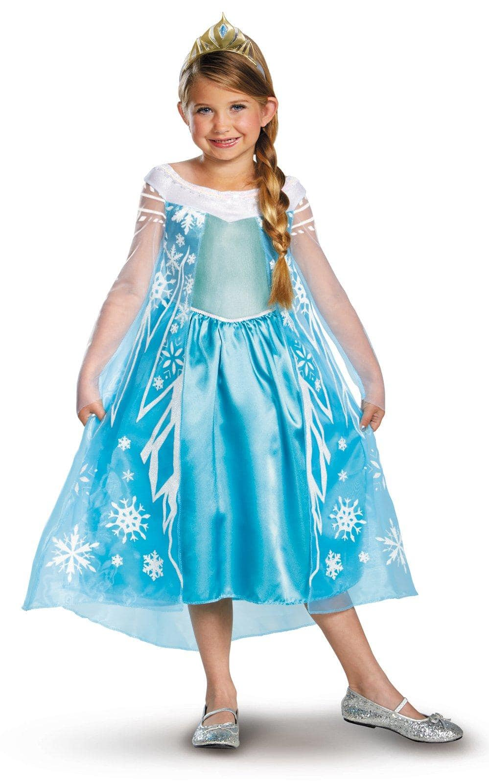 Free Disney's Frozen's Elsa Child's Costume with any $15+ costume purchase from BuyCostumes