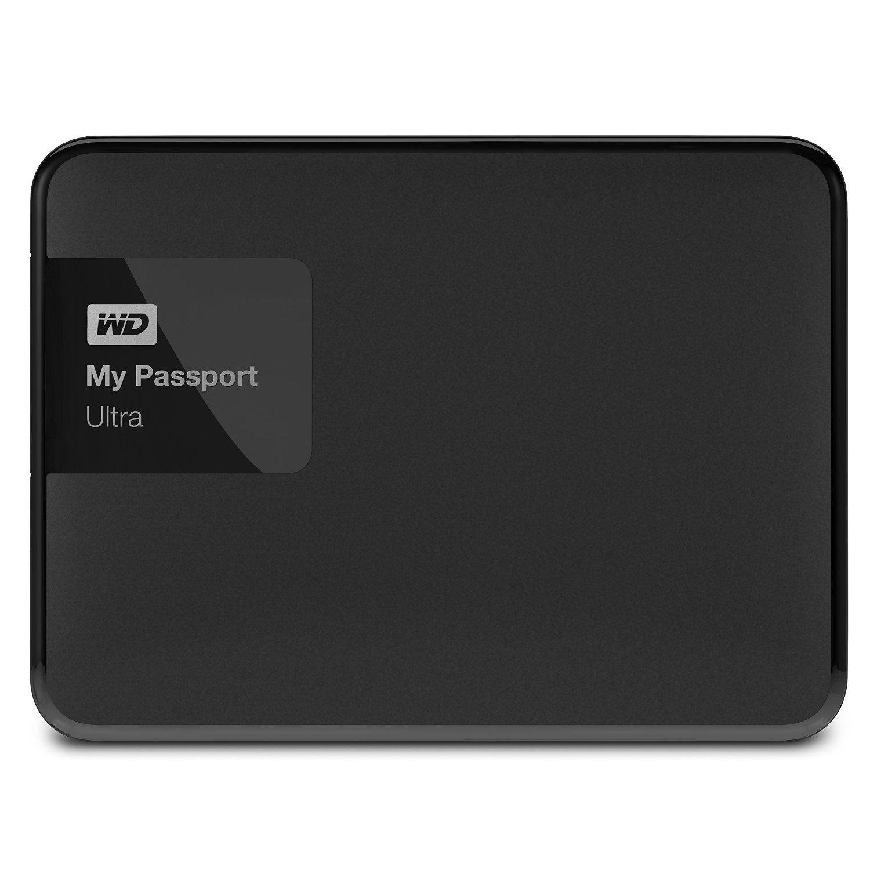 2TB Western Digital My Passport Ultra USB 3.0 Portable Hard Drive  $65 + Free Shipping
