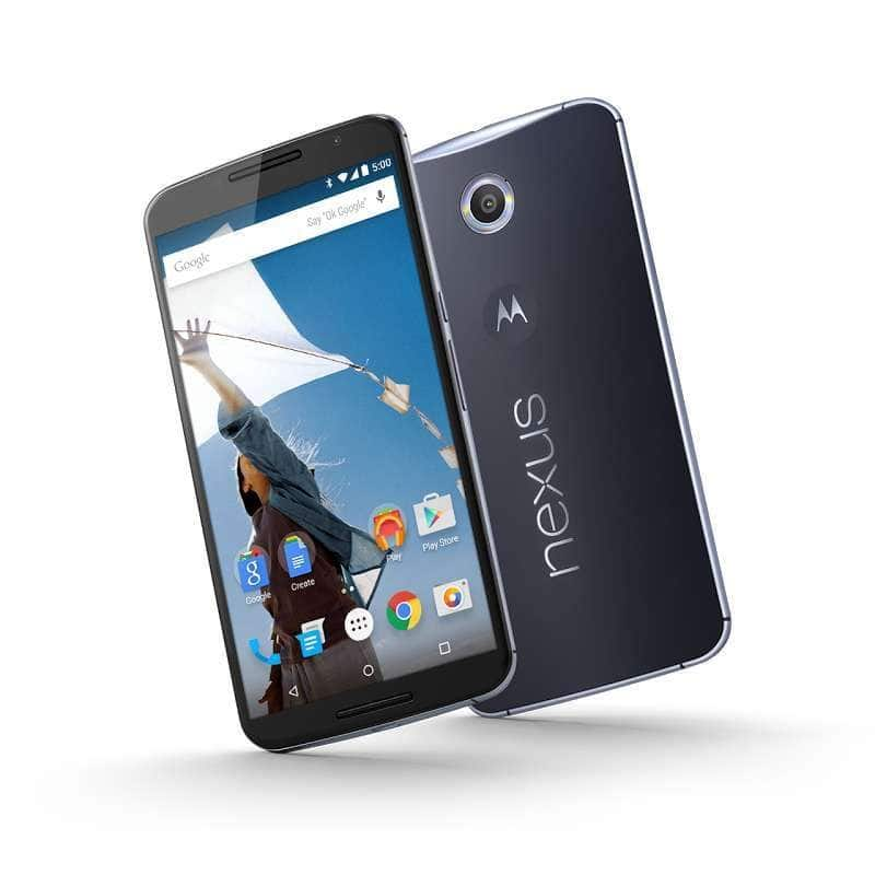 32GB Google Nexus 6 XT1103 Midnight Blue Unlocked GSM Android $300 + Free Shipping (eBay Daily Deal)