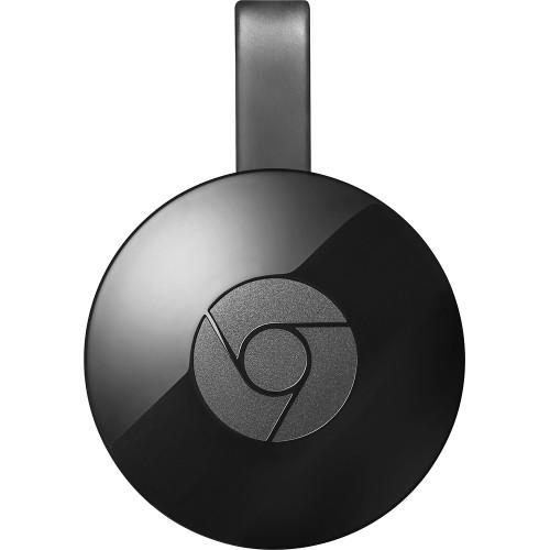 NEW Google Chromecast 2.0 (2015), Black $26.25 @ Staples in store