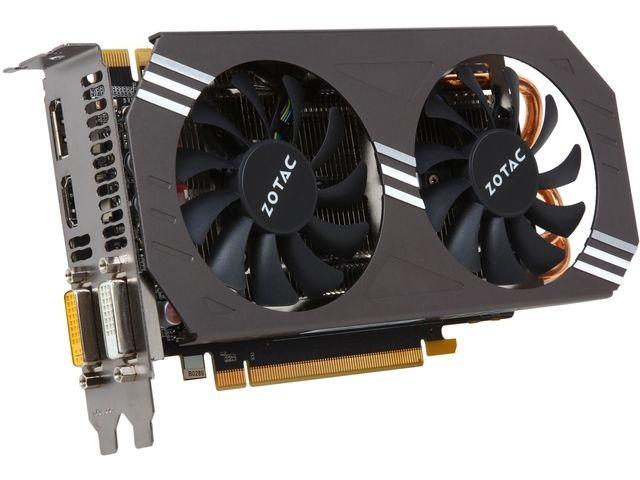 Zotac GeForce GTX 970 ZT-90101-10P 4GB 256-Bit GDDR5 PCI $249.99 Shipped