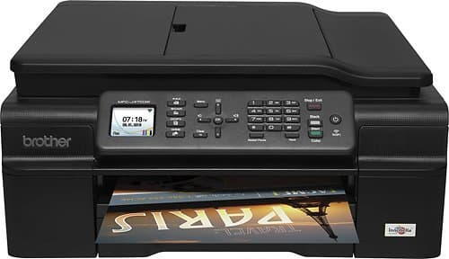 Brother MFC-J475DW Wireless Inkjet All-in-One Printer. $30 + Free Shipping