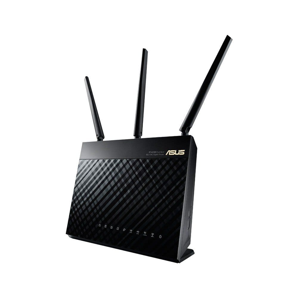 ASUS RT-AC68P AC-1900 Dual Band Wireless Gigabit Router (Certified Refurbished) $109.99 + Free Shipping