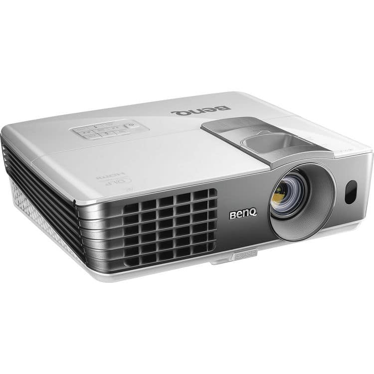 Benq w1070 1080p 3D Home Theater Projector $594 + Free Shipping