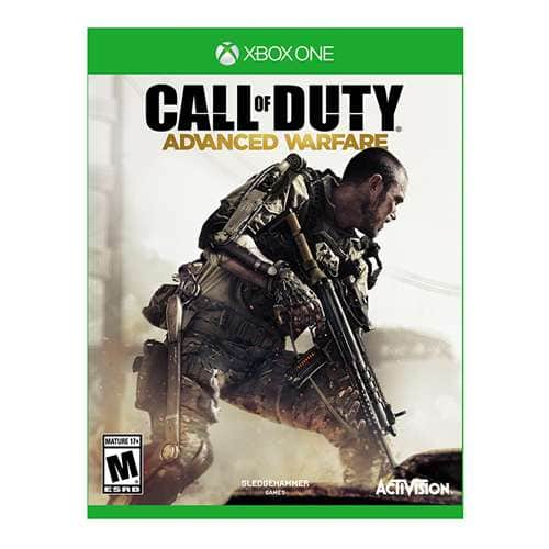 Call of Duty: Advanced Warfare (Xbox One)  Free after Rebate & More + S&H