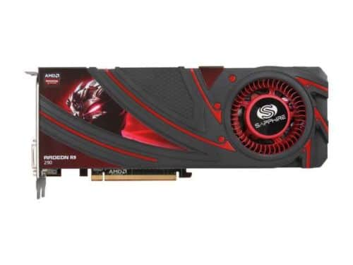 Sapphire Radeon R9 290 4GB GDDR5 PCI Express 3.0 Video Card  $200 after $20 Rebate + Free S&H
