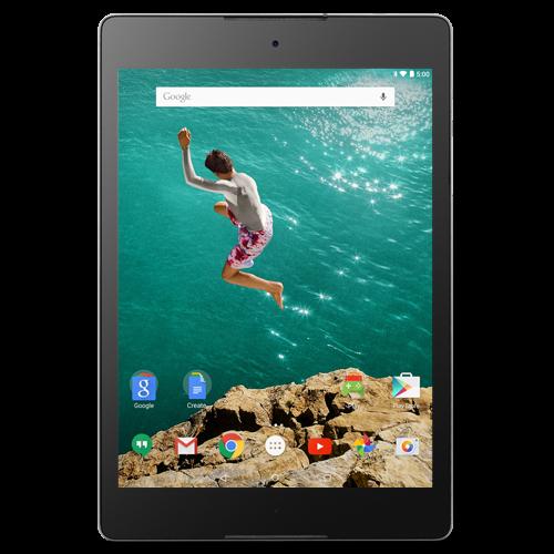 "16GB Nexus 9 8.9"" WiFi Tablet (Pre-Owned, Black) $110 + Free Shipping"