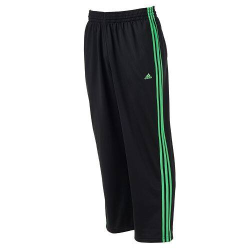 adidas Men's 3-Stripe Athletic Pants $13.59 + Free Store Pickup at Kohls