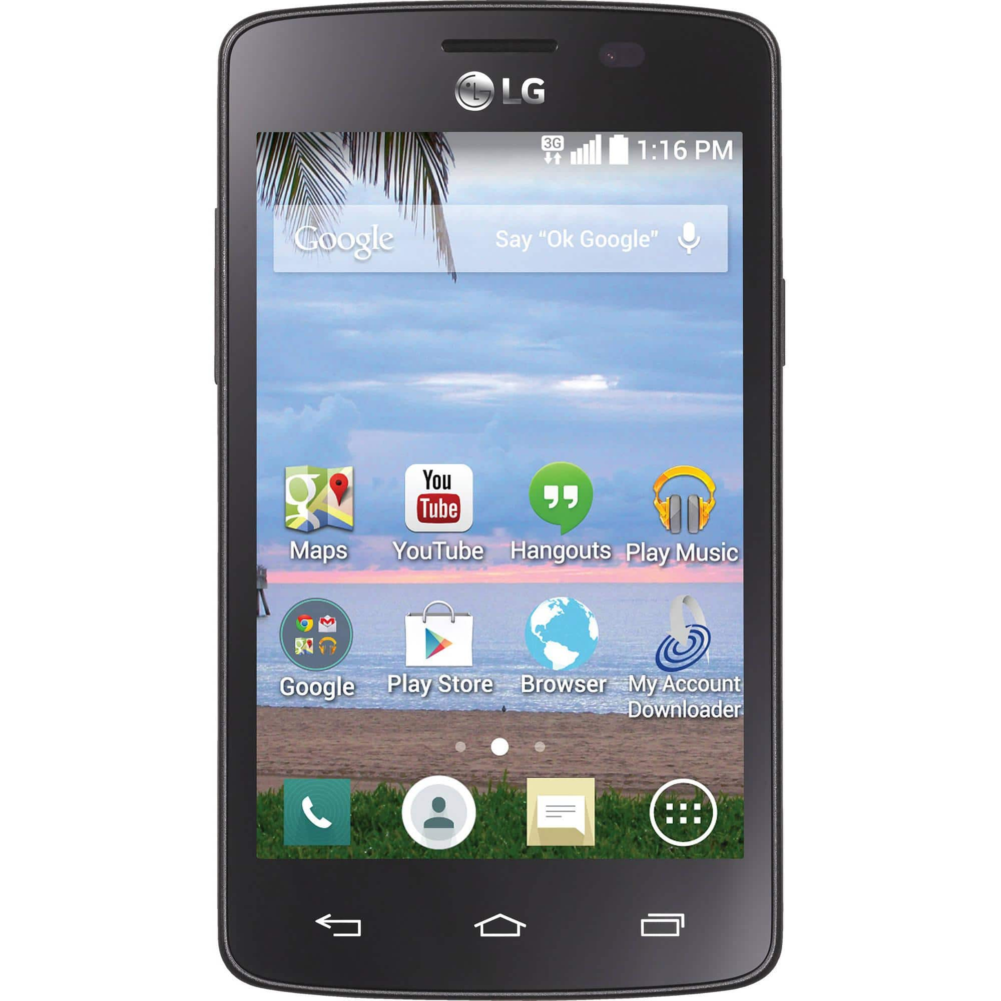LG Lucky smartphone at Wal-Mart for $10