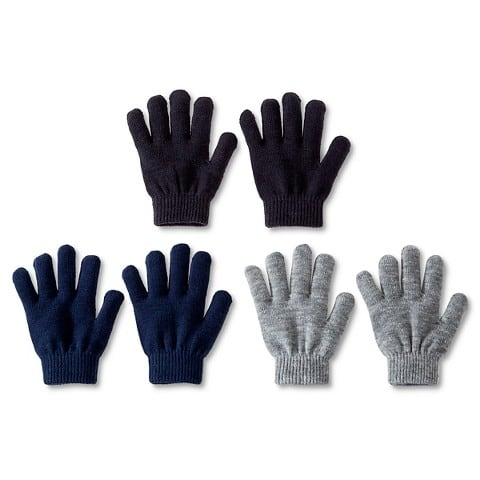 Pair of Kids Gloves $0.68 per pair (When You Buy 2 Pack) + Free Shipping @ Target