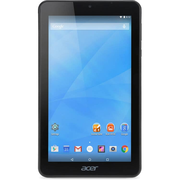 """8GB Acer Iconia One 7"""" Tablet $49.99 with free shipping"""