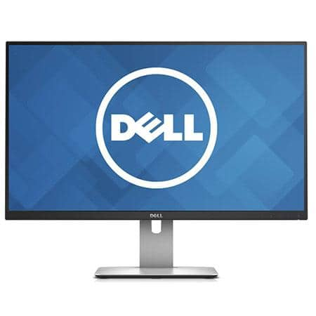 """27"""" Dell U2715H Ultra Sharp 2560x1440 IPS Monitor $379.99 after $50 Rebate + Free Shipping"""