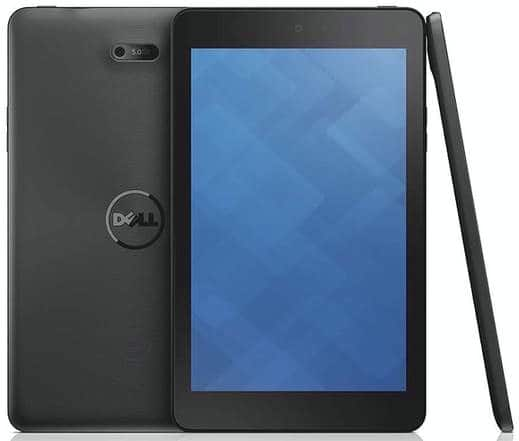 """16GB Dell Venue 8 8"""" WiFi Tablet (Pre-Owned) $40 + Free Shipping"""
